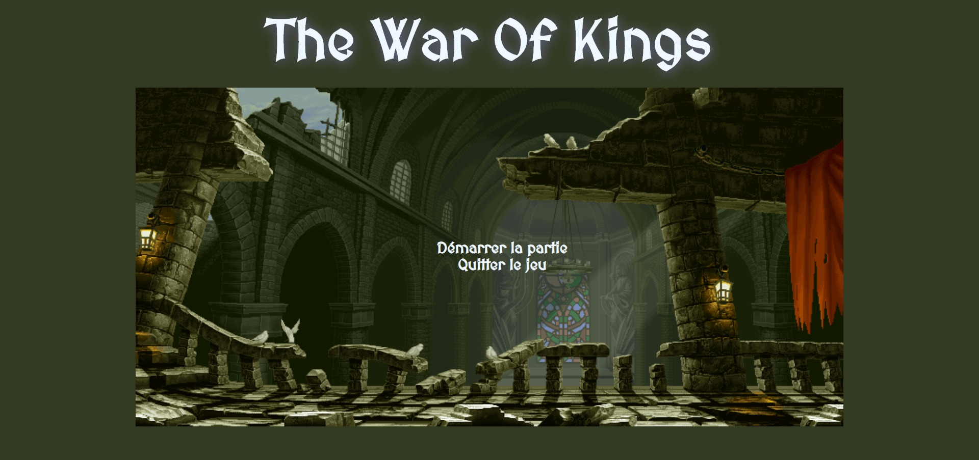 Image The war of kings